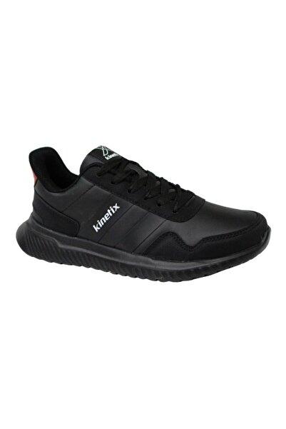 Kinetix Kınetıx 0f Arına Pu M Spor Ayakkabı Sıyah_kırmızı
