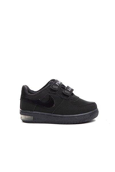 Phonex Albishoes Işıklı Çocuk Sneaker Siyah - 1051