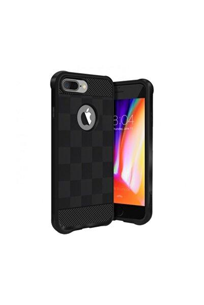 Buff Apple Iphone 8 Plus Black Armor Kılıf