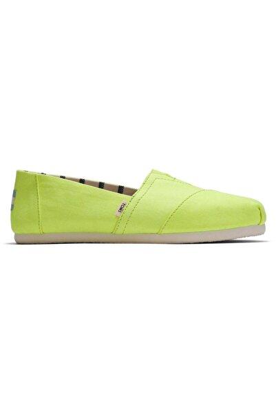 Toms Kadın Sarı Ayakkabı 10015259