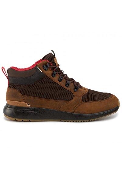 Toms Erkek Kahverengi Ayakkabı 10014361