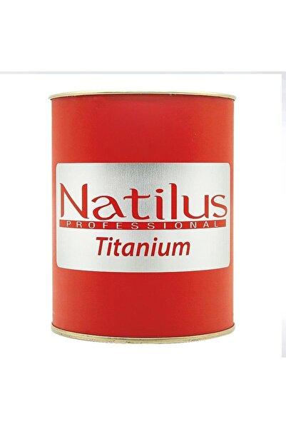 Natilus Konserve Ağda Tıtanium 800 Ml Pudralı
