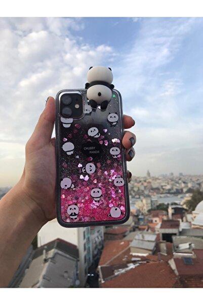 Mobildizayn Iphone 6s Plus 3d Karakterli Simli Sulu Kılıf