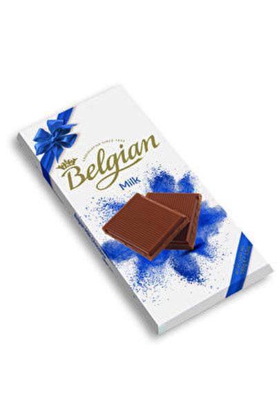 Sütlü Belçika Çikolatası 100g
