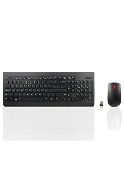 LENOVO Gx30z91076 510 Wireless Combo Klavye Mouse Set Siyah