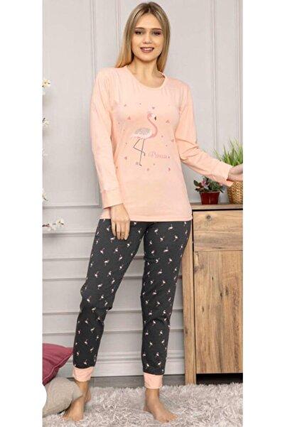 Sude Kadın Uzun Kollu Pijama