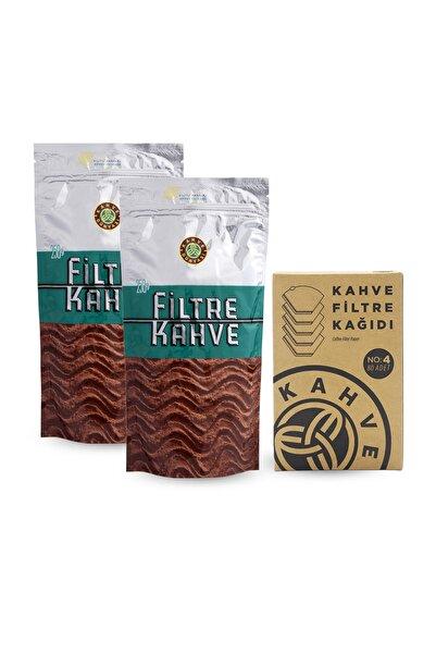 Kahve Dünyası 2'li Filtre Kahve Ve Filtre Kahve Kağıdı