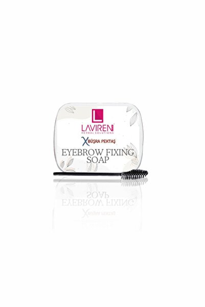 laviren Büşra Pektaş Eyebrow Fixing Soap