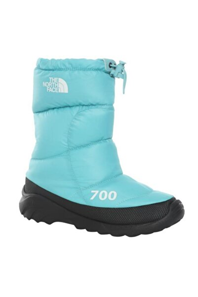 THE NORTH FACE Nuptse Boot 700 Kadın Bot Turkuaz