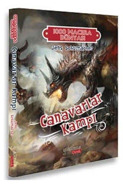 Yakamoz Yayınları Canavarlar Kampı 1000 Macera Dünyası