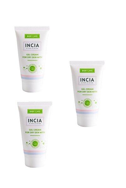 Incia E Vitamini Içeren Atopik Jel Krem 50 ml 3 Adet