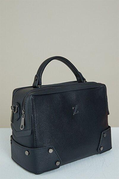 Zühre Kadın Siyah Çanta Z0235