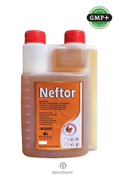 Royal Neftor Hırıltı Ve Solunum Yolu Vitamini