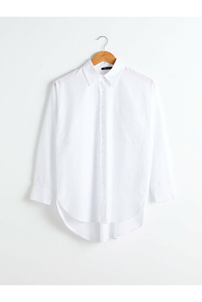 LC Waikiki Kadın Beyaz Gömlek