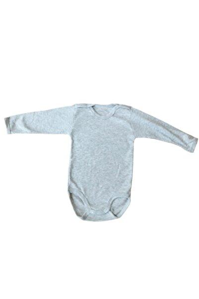 Pelikan Unisex Çocuk Gri Zıbın Set