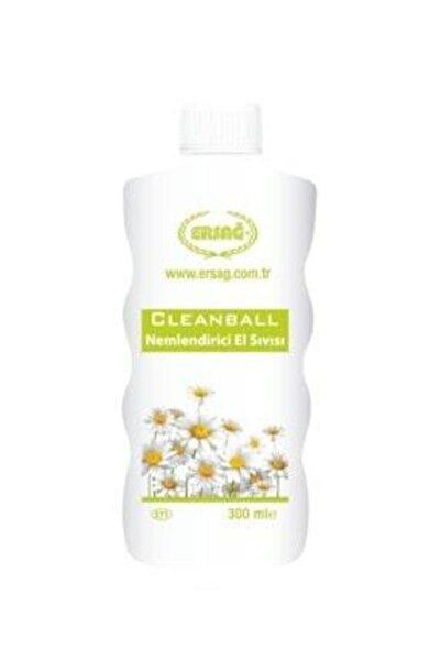 Ersağ Cleanball Nemlendirici El Sıvısı 300 ml