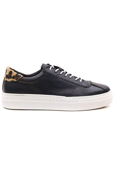Gloria Kadın Siyah Sneaker 143004