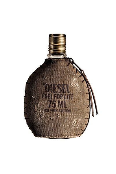 Diesel Fuel For Life Edt 75 ml Erkek Parfüm 3605520501517