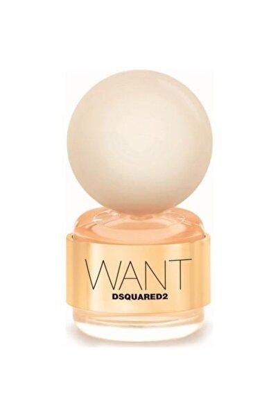Dsquared Want Edp 100 ml Kadın Parfümü  8011530995461