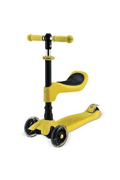 BabyHope Scooter  Sarı