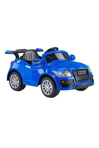 BabyHope Audi Akülü Araba 436 Mavi