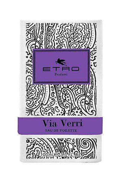 ETRO Via Verri Edt 100 ml Unisex Parfüm 8026247603202