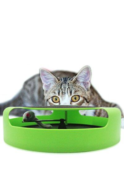 Bundera Catch The Mouse Kedi Evi Ve Yatağı Tırmalama Oyuncağı