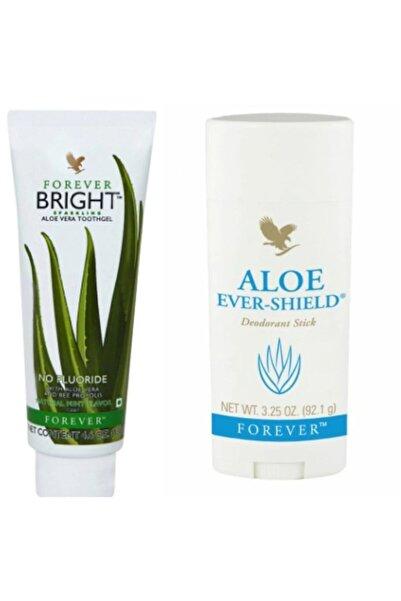 Forever Diş Macunu Ve Aloe Ever-shield Deodorant (stick, Rollon)
