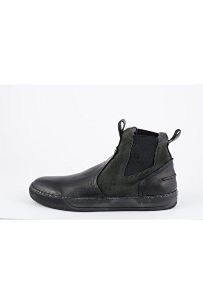 Lanvin Erkek Siyah Chelsea Boots