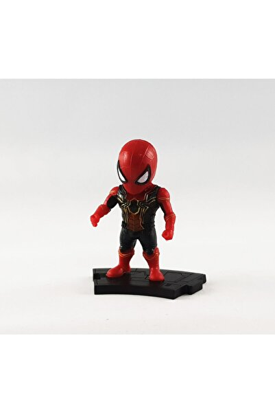MARVEL Avengers Endgame Action Figure Yenilmezler Figür Biblo  8 cm  Spider Man Karakter
