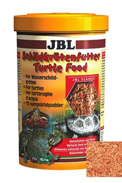 JBL Turtle Food 250ml Çubuk Yem