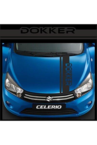 Erzline Dacia Dokker Style Kaput Oto Sticker