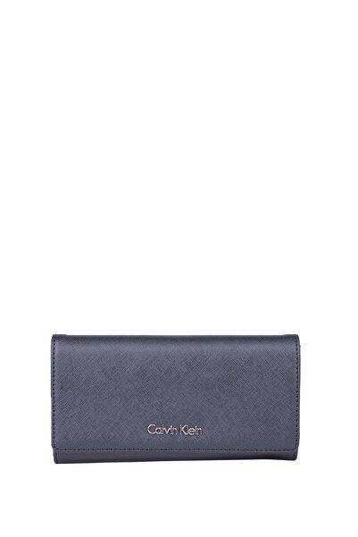 Calvin Klein Kadın Scarlett Flap Envelope Kadın Cüzdanı Zw0zw00098