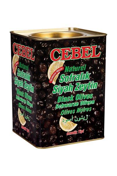Cebel Siyah Zeytin 3500 Gr Tnk