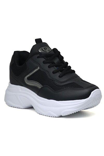 Pierre Cardin 30051 Yüksek Taban Kadın Spor Ayakkabı