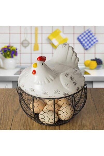 vipgross Tavuk Dekoratifli Yumurtalık