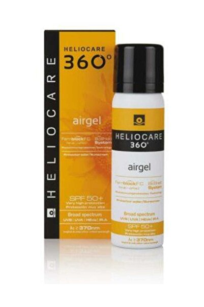 Heliocare 360 Air Gel Oil-free Spf50 50 Ml