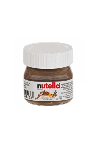 Nutella Kakaolu Fındık Kreması 25 Gr 64 Adet 1 Koli Ithal