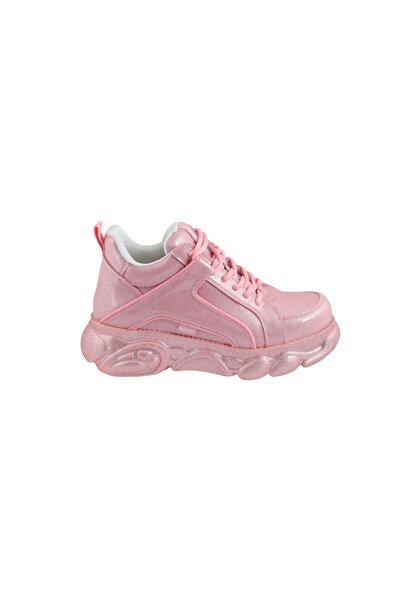 Buffalo Kadın Pembe Ayakkabı Bn16301491