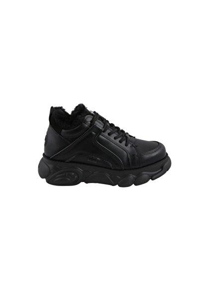 Buffalo Kadın Siyah Ayakkabı Bn16301571