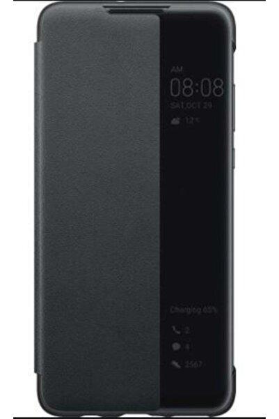 Huawei Huaweı P30 Lite Vıew Cover Black