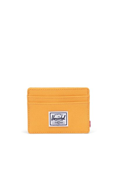 Herschel Supply Co. Herschel Kartlık Charlie Rfıd Blazing Orange