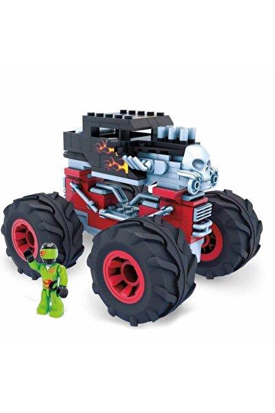 Mega Bloks Mega Construx Hot Wheels Monster Trucks Serisi Gvm14 - Bone Shaker