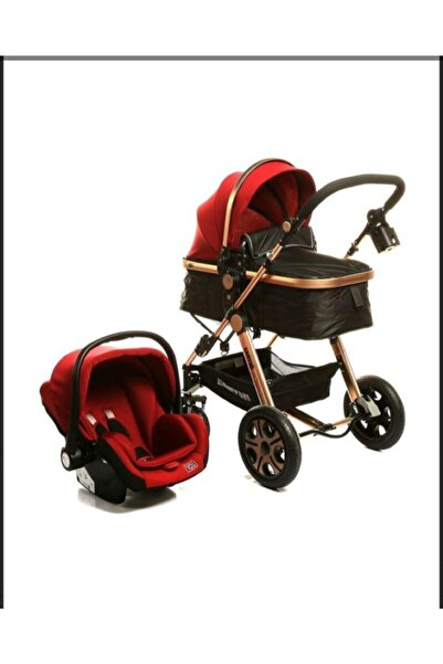 Baby&Plus Canyon Travel Sistem Bebek Arabası V2