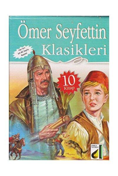 Damla Yayınevi - Özel Ürün Ömer Seyfettin Klasikleri (10 Kitap Takım)