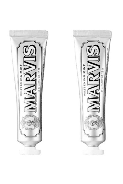 Marvis Whitening Mint Diş Macunu 75 ml 2'li Set