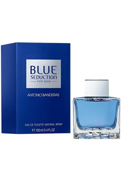Antonio Banderas Blue Seduction Edt 100 ml  Erkek Parfüm