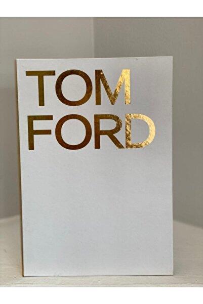 irayhomedecor Tom Ford Dekoratif Kitap Kutusu