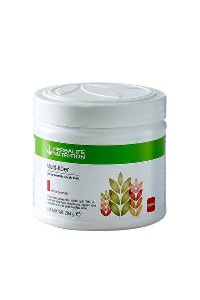 Herbalife Multi-fiber Lifli Ve Elma Aromalı Içecek Tozu (204 GRAM) Multifiber