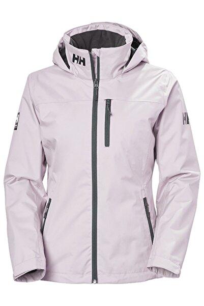 Helly Hansen Woman Crew Hooded Mıdlayer Jacket